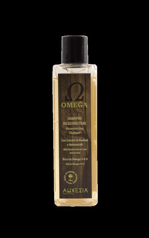 omega shampoo ricostruttore