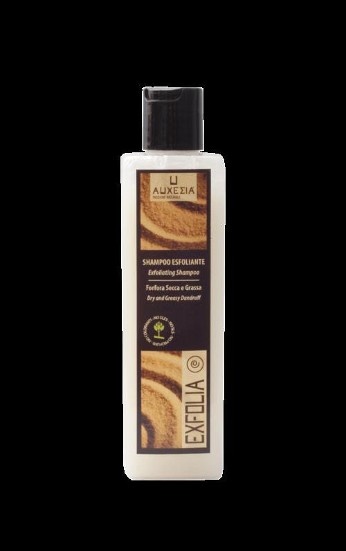 exfolia shampoo esfoliante